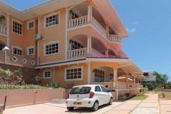 Au Fond de Mer View Apartments in Anse Royale on Mahé island, Seychelles