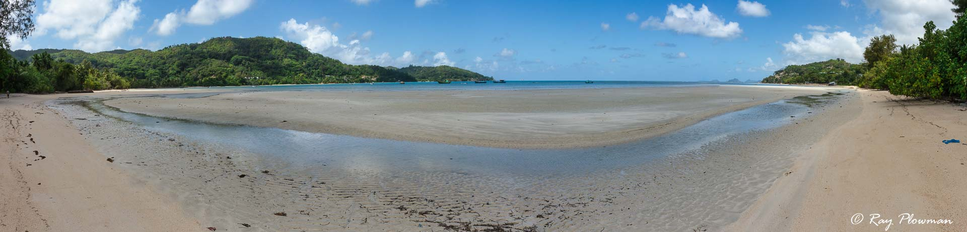 Seychelles South and West Mahé Landscapes